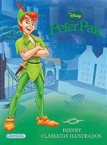 DISNEY - CLASSICOS ILUSTRADOS - PETER PAN