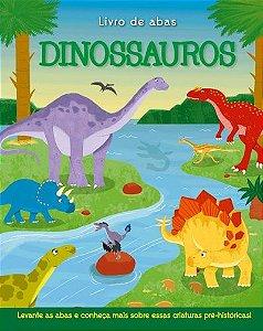 Livro de Abas - Dinossauro