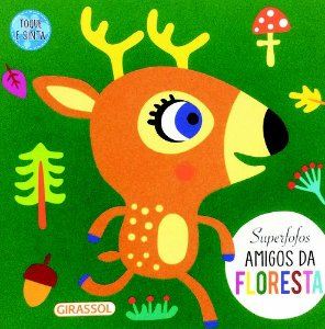 SUPERFOFOS - AMIGOS DA FLORESTA