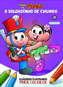 TM - CLASSICOS PARA COLORIR - O SOLDADINHO DE CHU