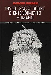INVESTIGACAO SOBRE O ENTENDIMENTO HUMANO