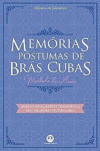 MEMORIAS POSTUMAS DE BRAS CUBAS - SELECAO DE QUESTOES