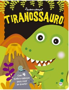 Quebra-cabeças - Tiranossauro