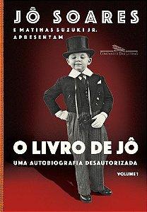 O LIVRO DE JO-UMA AUTOBIOGRAFIA DESAUTORIZADA
