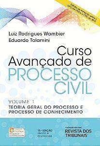 CURSO AVANCADO DE PROCESSO CIVIL VOLUME 1