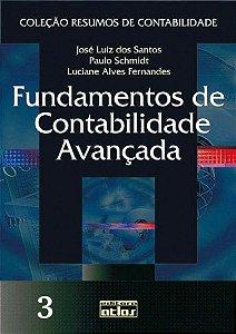FUNDAMENTOS DE CONTABILIDADE AVANCADA