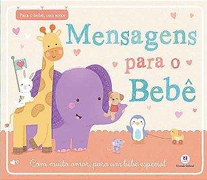 MENSAGENS PARA O BEBE