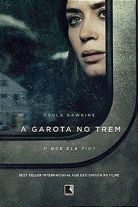 A GAROTA NO TREM - CAPA DO FILME