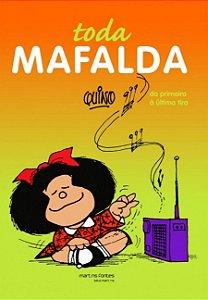 TODA MAFALDA DA PRIMEIRA A ULTIMA TIRA
