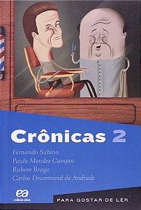 PARA GOSTAR DE LER VOL. 2 CRONICAS 2