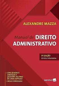 MANUAL DE DIREITO ADMINISTRATIVO 2019