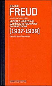 FREUD - OBRAS COMPLETAS VOL. 19