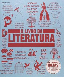 O Livro da Literatura - Capa dura