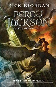 Percy Jackson e os Olimpianos: O último olimpiano - Livro 5