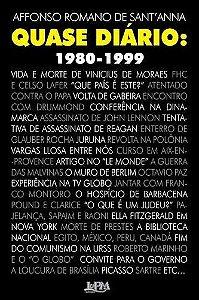 QUASE DIARIO 1980-1999