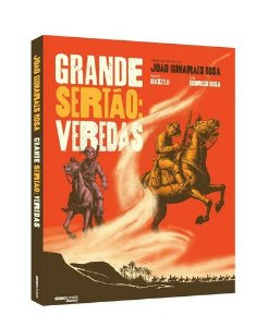 GRANDE SERTAO VEREDAS - CAPA DURA