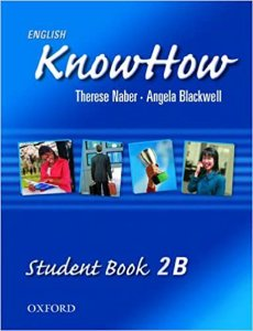 ENGLISH KNOWHOW 2B STUDENT BOOK