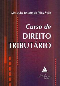 CURSO DE DIREITO TRIBUTARIO