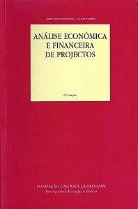 ANALISE ECONOMICA E FINANCEIRA DE PROJETOS