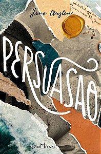 PERSUASAO - CAPA DURA NOVA
