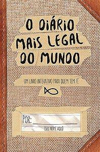 O DIARIO MAIS LEGAL DO MUNDO