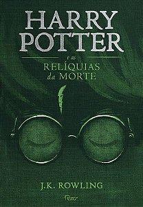HARRY POTTER E AS RELIQUIAS DA MORTE-CAPA DURA