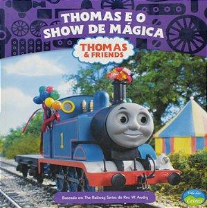 THOMAS E O SHOW DE MAGICA