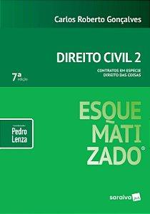 DIREITO CIVIL 2 ESQUEMATIZADO 2019