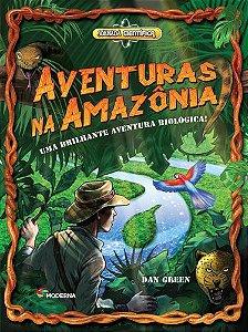 Aventuras na Amazônia - Jornada Científica