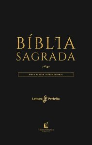 BÍBLIA NVI LEITURA PERFEITA - CAPA PRETA