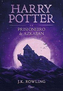 HARRY POTTER E O PRISIONEIRO DE AZKABAN - CAPA DURA