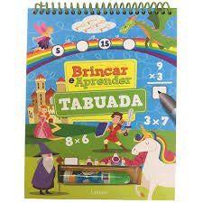 BRINCAR E APRENDER - TABUADA