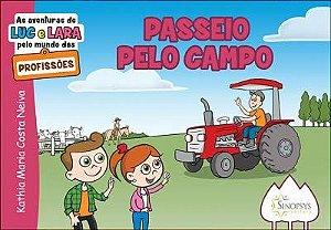 AS AVENTURAS DE LUC E LARA - PASSEIO NO CAMPO
