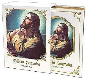 BIBLIA SAGRADA - EDICAO DE LUXO