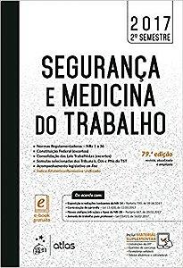 SEGURANCA E MEDICINA DO TRABALHO 2017