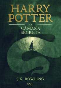HARRY POTTER E A CAMARA SECRETA-CAPA DURA
