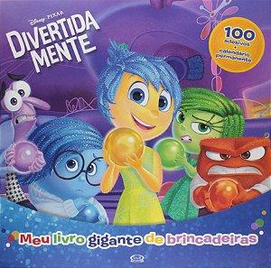 DIVERTIDA MENTE - MEU LIVRO GIGANTE DE BRINCADEIRAS