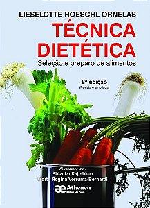 TECNICA DIETETICA SELEÇÃO E PREPARO DE ALIMENTOS