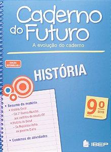 CADERNO DO FUTURO HISTORIA 9 ANO