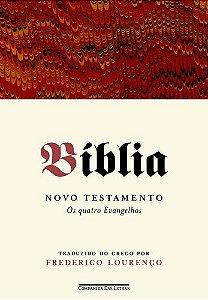 BÍBLIA NOVO TESTAMENTO - OS QUATRO EVANGELHOS