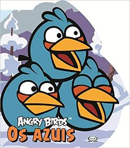 ANGRY BIRDS - OS AZUIS