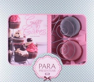 CUP CAKES DOCES TENTACOES - PARA PRESENTEAR