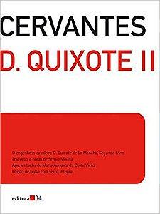 D.QUIXOTE II - EDICAO DE BOLSO