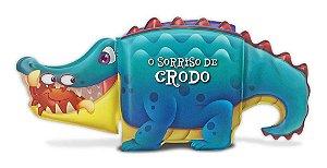O SORRISO DO CRODO - LIVRO BANHO