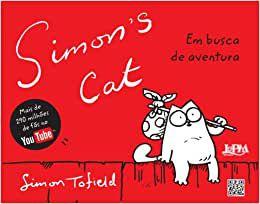 SIMON S CAT - EM BUSCA DE AVENTURA