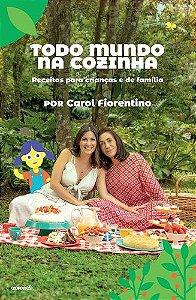 TODO MUNDO NA COZINHA-RECEITAS PARA CRIANCAS E DE FAMILIA