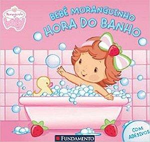 BEBE MORANGUINHO HORA DO BANHO E PRIMEIRO DIA DAS BRUXAS