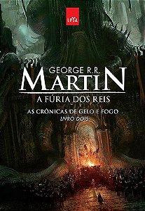 Guerra dos Tronos - A Fúria Dos Reis - Livro Dois