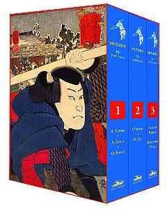 BOX MUSASHI 3 VOLUMES