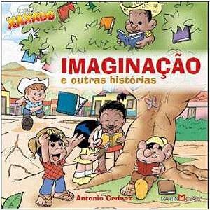 TURMA DO XAXADO - IMAGINACAO E OUTRAS HISTORIAS